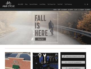 abcycle.com screenshot