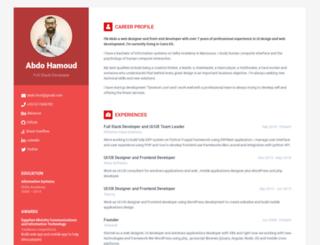 abdo-host.com screenshot