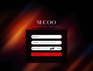 abdpop.secoo.com screenshot