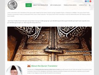 abdulkarimparekh.com screenshot