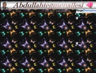 abdullahtegmenailesi.tr.gg screenshot