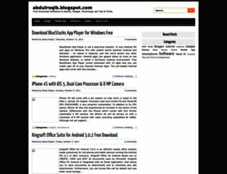 abdulroqib.blogspot.com screenshot