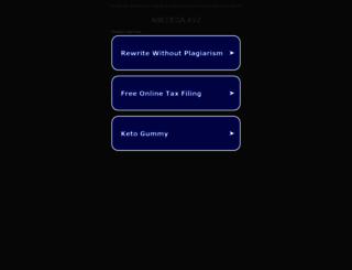 abeceda.xyz screenshot