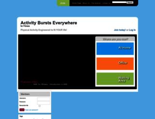 abeforfitness.com screenshot