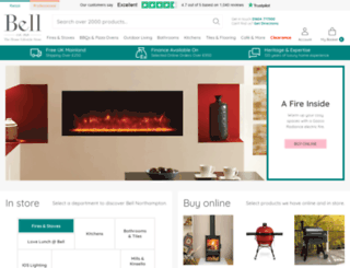 abell.co.uk screenshot