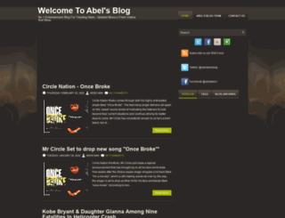 abelwes.blogspot.com screenshot