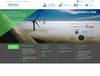 abengoayield.com screenshot
