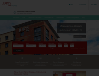 aberdeenhotels.jurysinns.com screenshot