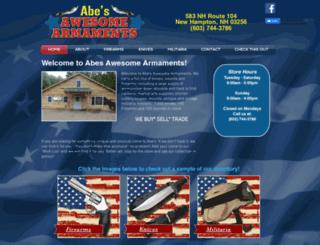 abesaa.com screenshot