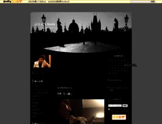 abeyutaka.cocolog-nifty.com screenshot
