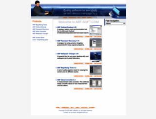 abf-soft.com screenshot