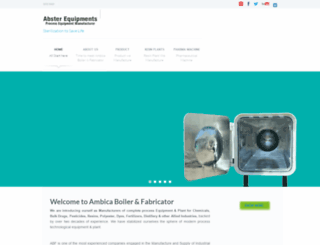 abfindia.co.in screenshot