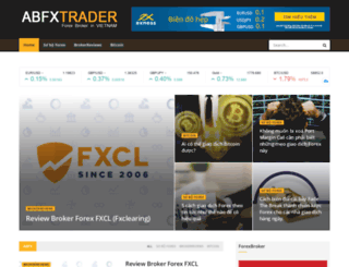 abfxtrader.com screenshot