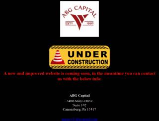 abgcapital.com screenshot