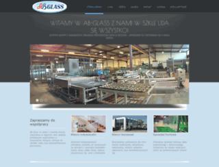 abglass.com.pl screenshot