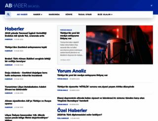 abhaber.com screenshot