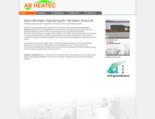 abheatec.com screenshot