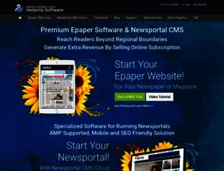 abhinavsoftware.com screenshot