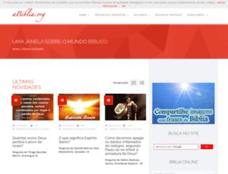 abiblia.org screenshot