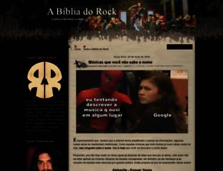 abibliadorock.blogspot.com screenshot