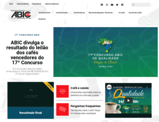 abic.com.br screenshot