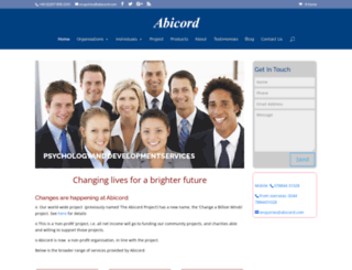 abicord.com screenshot