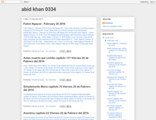 abidkhan0334.blogspot.com screenshot
