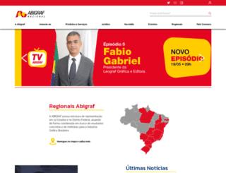 abigraf.org.br screenshot