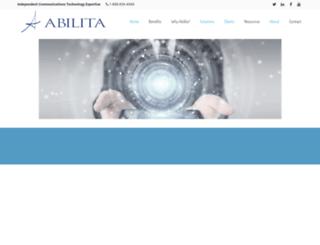 abilita.com screenshot