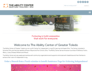 abilitycenter.wpengine.com screenshot