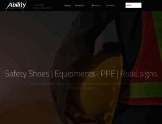 abilitydubai.com screenshot