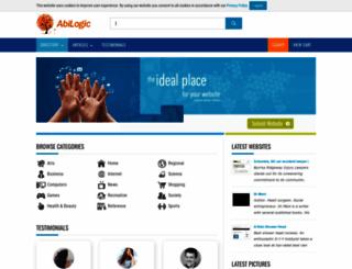 abilogic.com screenshot