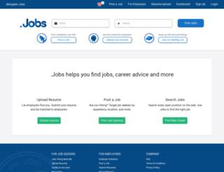 abingdon.jobs screenshot