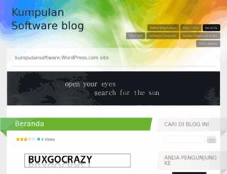abinpamungkas.wordpress.com screenshot