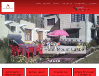 abirtourtravel.com screenshot