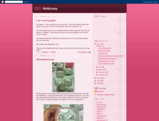 abitcraxy.blogspot.com screenshot