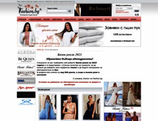 abiturienti.fashion.bg screenshot