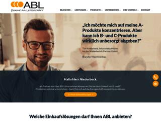 abl-online.com screenshot