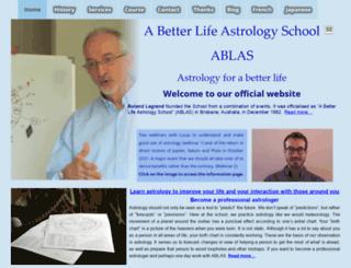ablas-astrology.com screenshot