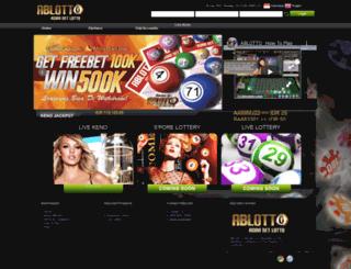 ablotto.com screenshot