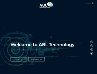 abltechgroup.com screenshot