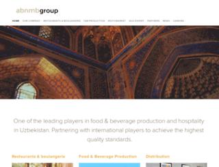 abnmbgroup.com screenshot