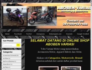 aboben.com screenshot