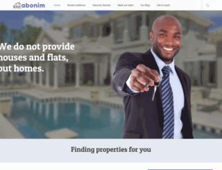 abonim.com screenshot