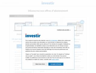 abonnement.investir.fr screenshot
