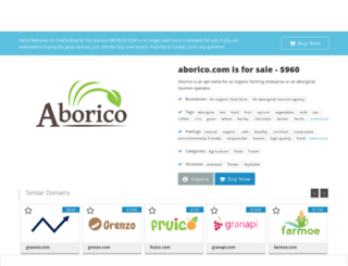 aborico.com screenshot