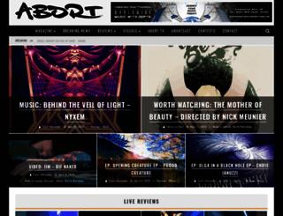 abortmag.com screenshot