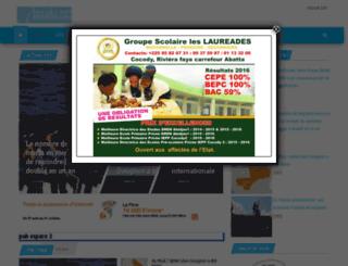 abouake.net screenshot