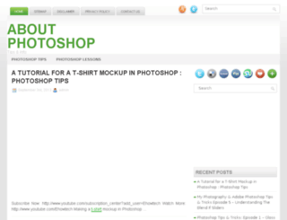 about-photoshop.com screenshot