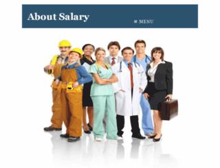 about-salary.com screenshot